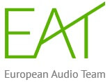 eat european audio team logo - Preislisten